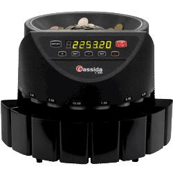 Cassida C100 для работы с монетами