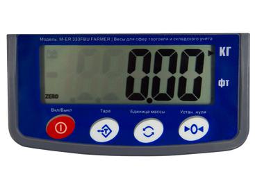 Фасовочные напольные весы M-ER 333BFU kassy-ofd.ru