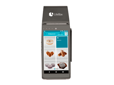 Онлайн касса LiteBox 5 с эквайрингом