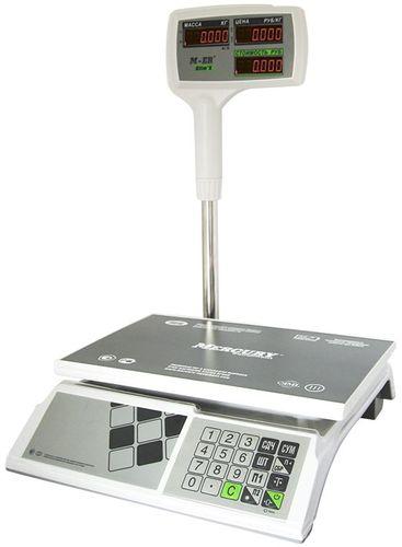 Торговые весы  m-er 326ACPX led kassy-ofd.ru