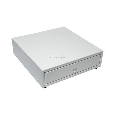 Денежный ящик Штрих CD белый